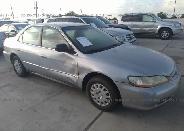 Inventory #179977488 2002 HONDA ACCORD