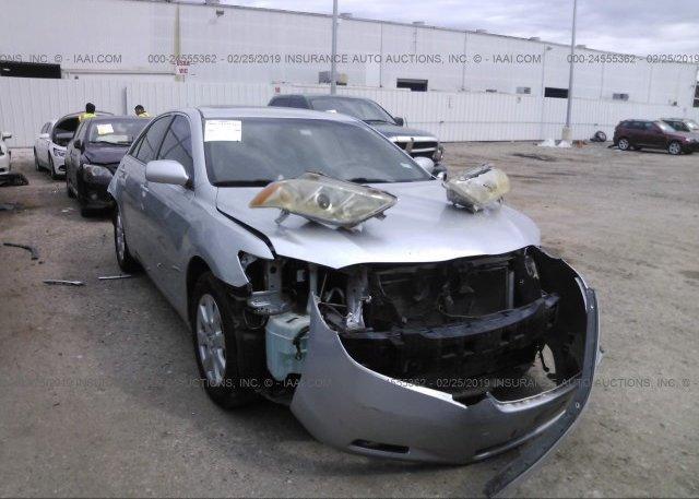 Inventory #641264716 2007 Toyota CAMRY NEW GENERAT