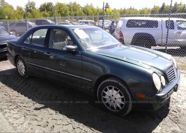 Inventory #343459973 2000 Mercedes-benz E