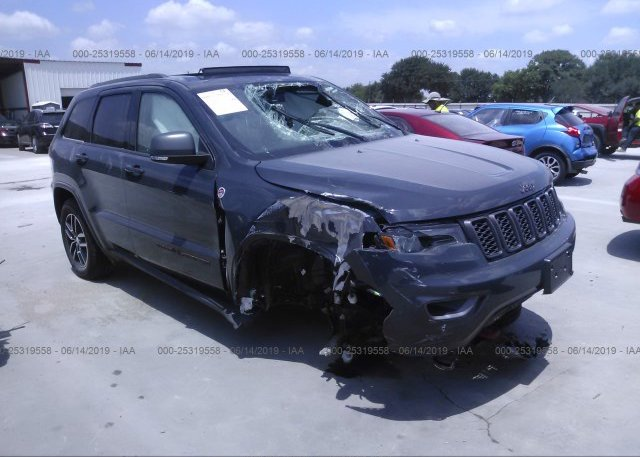 Inventory #668730852 2017 JEEP GRAND CHEROKEE