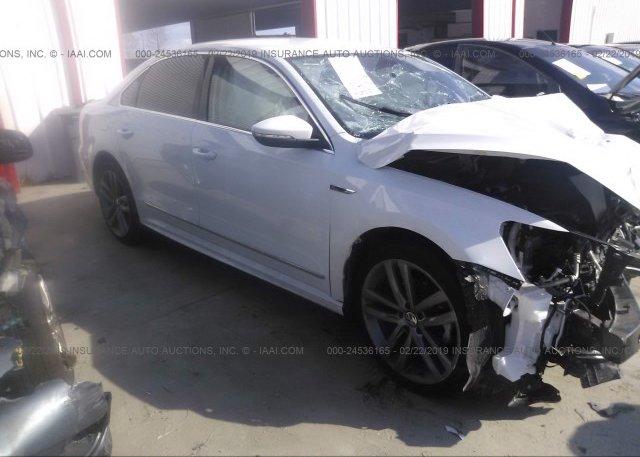 Inventory #393701822 2017 Volkswagen PASSAT