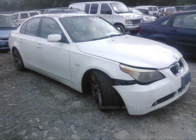 Inventory #191068232 2004 BMW 545