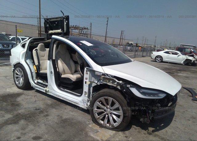 Inventory #443029611 2017 Tesla MODEL X