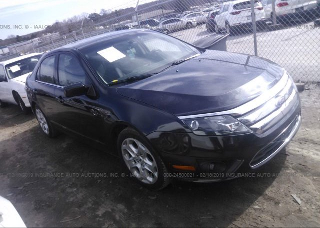 Inventory #557635188 2010 FORD FUSION
