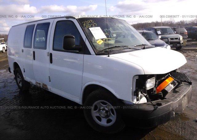 Inventory #387313613 2005 Chevrolet EXPRESS G1500