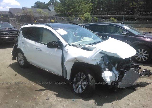 Inventory #555821655 2013 Nissan MURANO