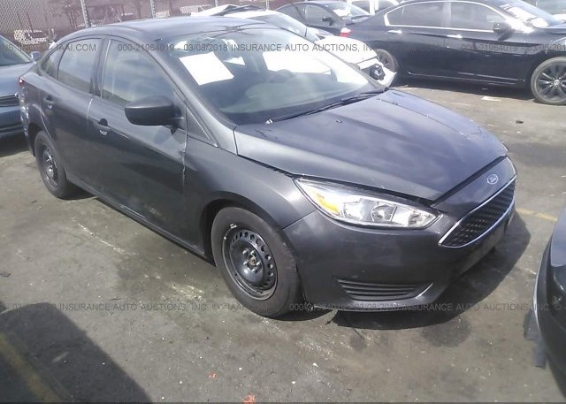 Inventory #442001451 2017 FORD FOCUS