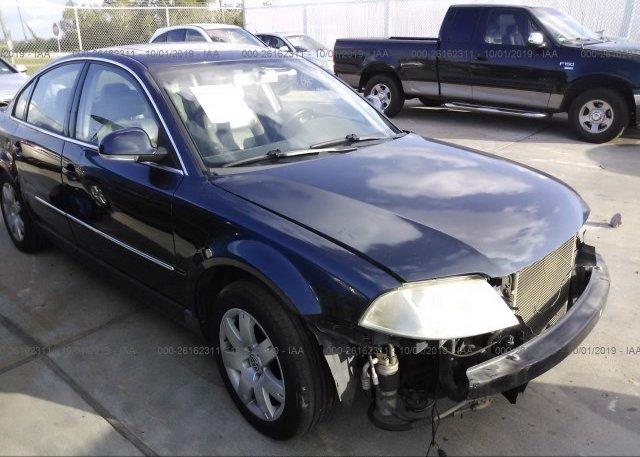 Inventory #283592290 2005 Volkswagen PASSAT