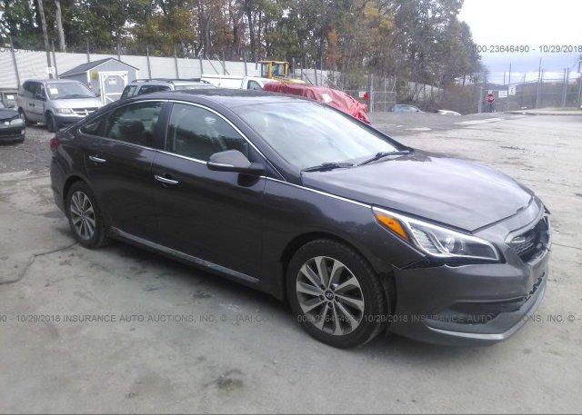 Inventory #379365388 2015 Hyundai SONATA