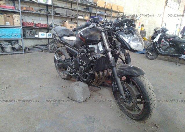 Inventory #282368070 2012 Yamaha FZ6