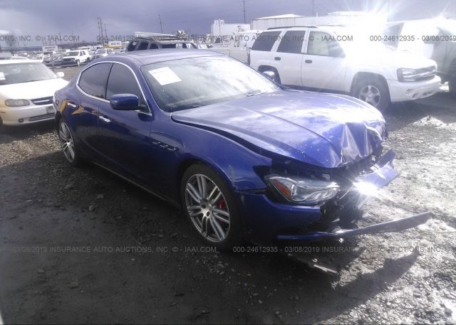 Inventory #854346712 2015 Maserati GHIBLI