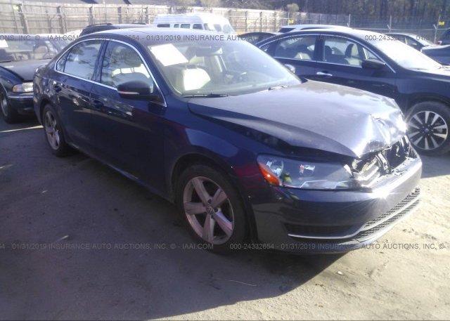 Inventory #267585981 2013 Volkswagen PASSAT