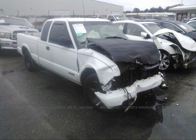 Inventory #487618104 2000 CHEVROLET S TRUCK