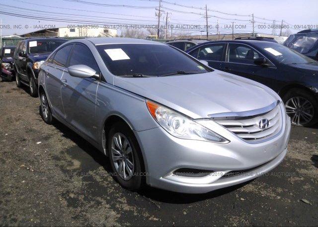 Inventory #673549529 2011 Hyundai SONATA