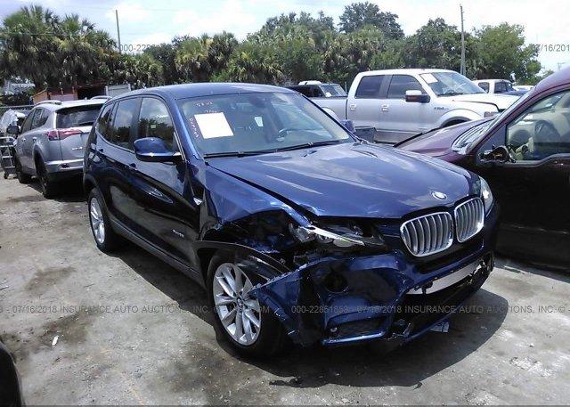 Inventory #713266382 2014 BMW X3