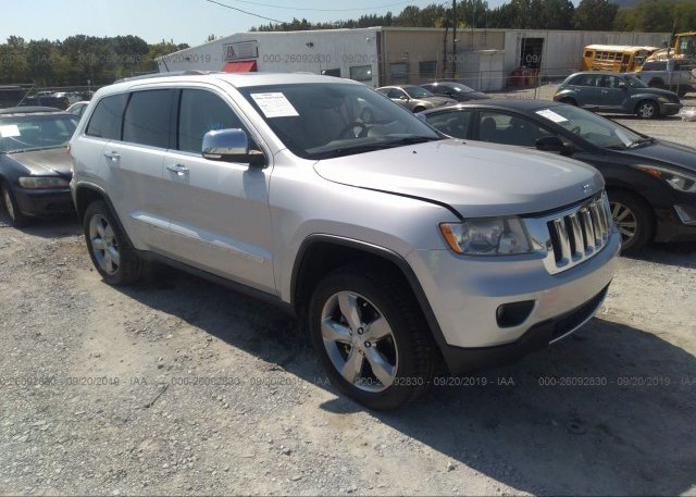 Inventory #825060673 2011 JEEP GRAND CHEROKEE