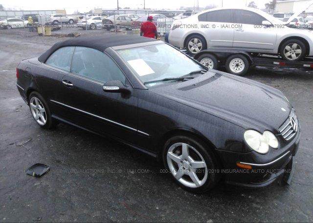 Inventory #286961033 2005 Mercedes-benz CLK