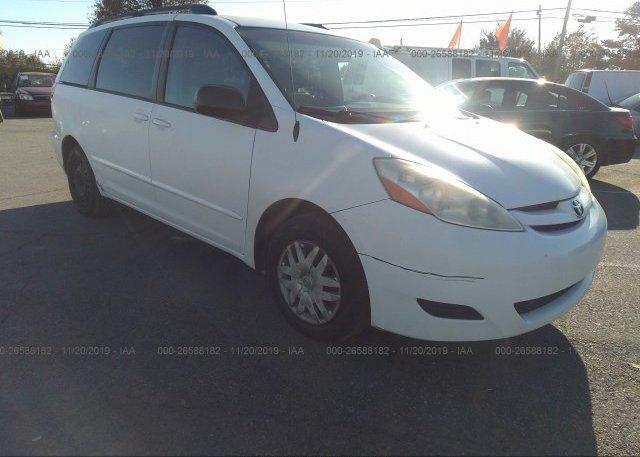 Inventory #161870958 2010 Toyota SIENNA