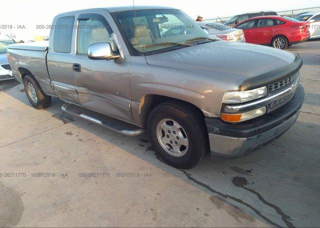 Inventory #529337453 2000 Chevrolet SILVERADO