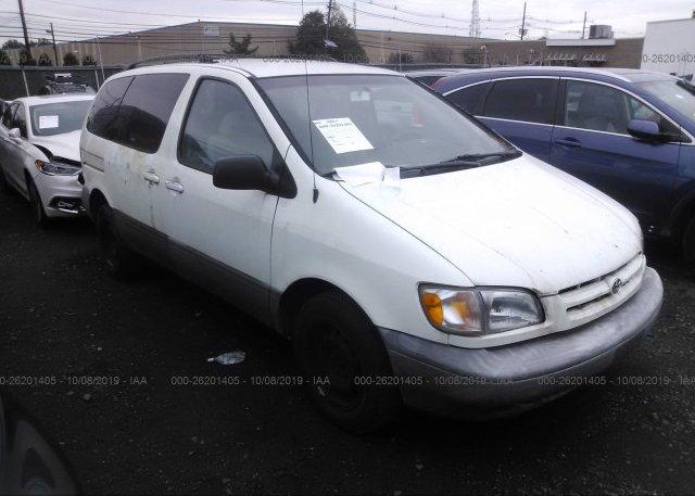 Inventory #117912795 1998 Toyota SIENNA