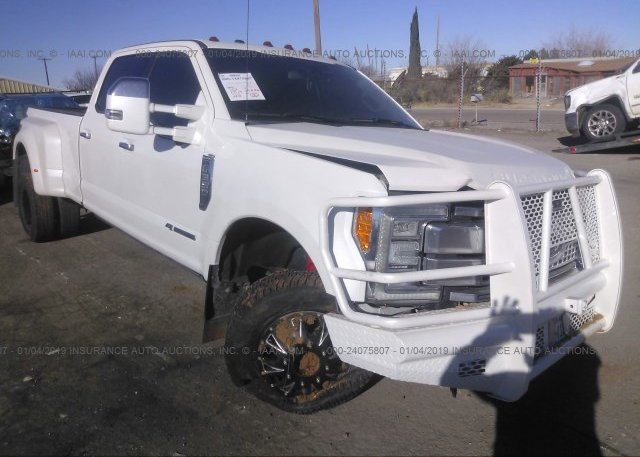 Inventory #303337792 2017 FORD F350