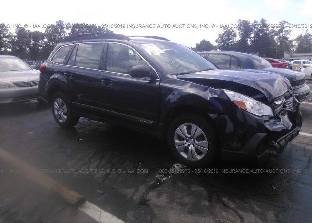 Inventory #826002994 2013 Subaru OUTBACK