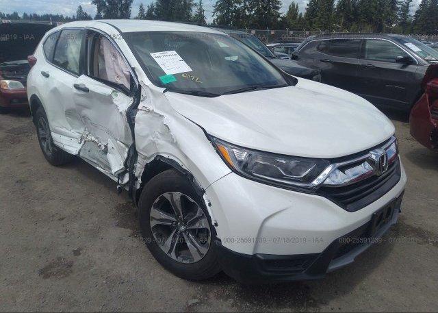 Inventory #308018390 2018 Honda CR-V