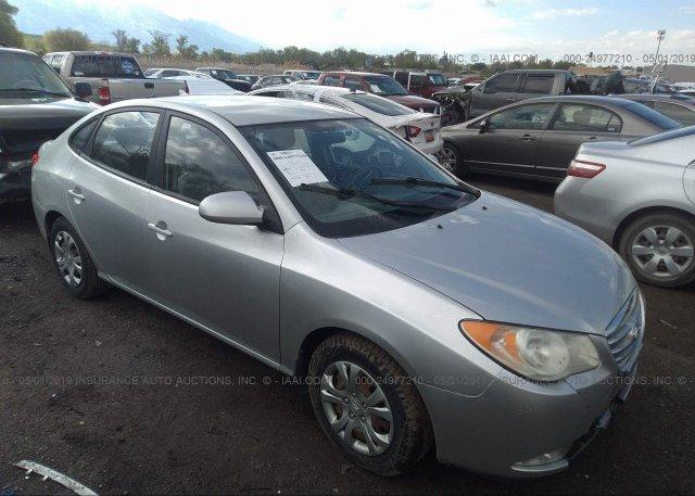 Inventory #524681071 2010 Hyundai ELANTRA