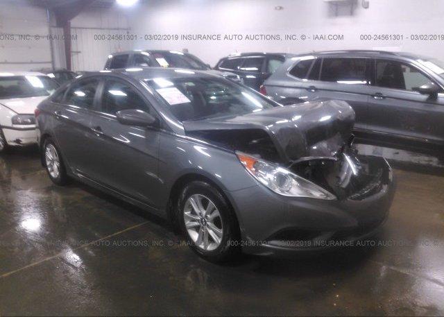 Inventory #657540855 2012 Hyundai SONATA
