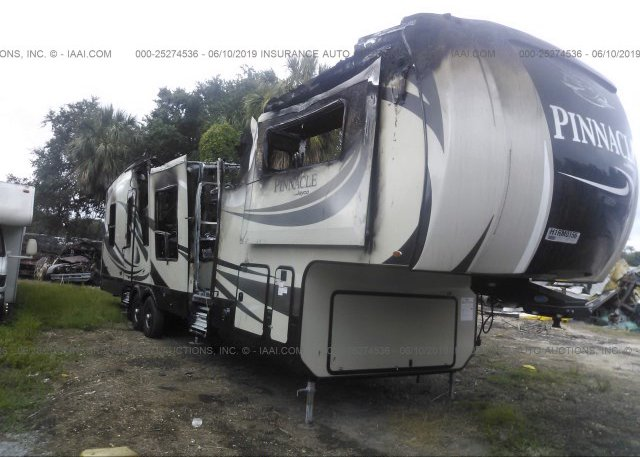 Inventory #614525307 2017 JAYCO OTHER