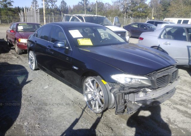 Bidding Ended On Wbafr1c59bc743297 Salvage Bmw 528 At Ravenel Sc