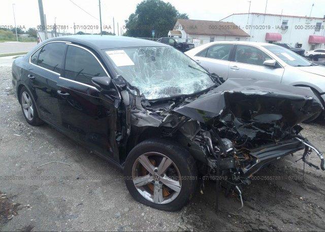 Inventory #159482696 2012 Volkswagen PASSAT