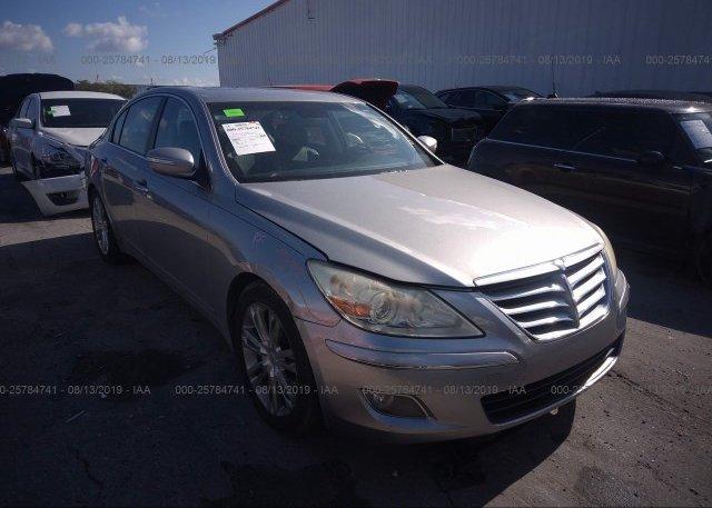 Inventory #560592016 2009 Hyundai GENESIS