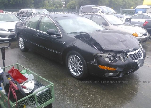 Inventory #681686033 2002 Chrysler 300M