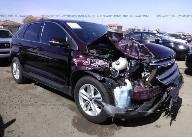 Inventory #279718054 2017 FORD EDGE