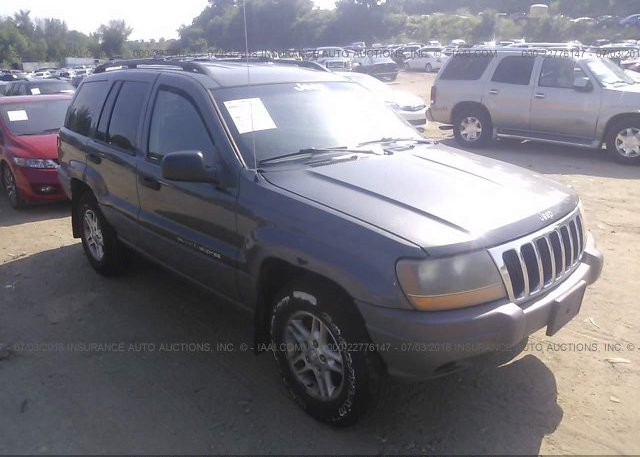 Inventory #432470705 2002 JEEP GRAND CHEROKEE
