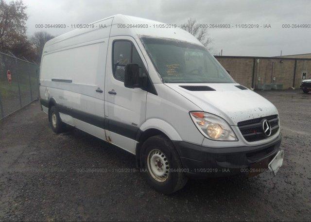 Inventory #323556969 2012 Mercedes-benz SPRINTER