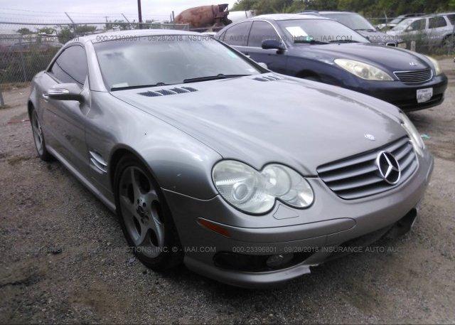 Inventory #506820642 2004 Mercedes-benz SL