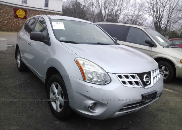Inventory #164596045 2012 Nissan ROGUE