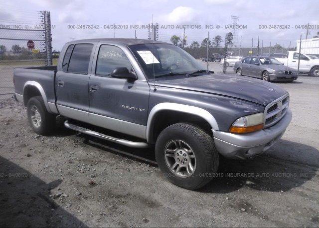 2002 dodge dakota trucks