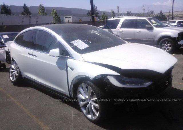 Inventory #183824524 2016 Tesla MODEL X