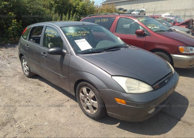 Inventory #260728230 2002 FORD FOCUS