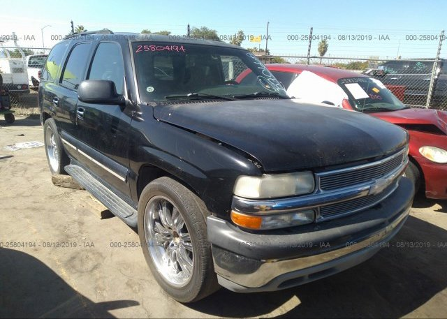 Inventory #228897582 2001 Chevrolet TAHOE