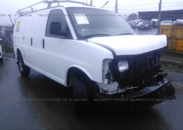 Inventory #127466737 2013 Chevrolet EXPRESS G2500