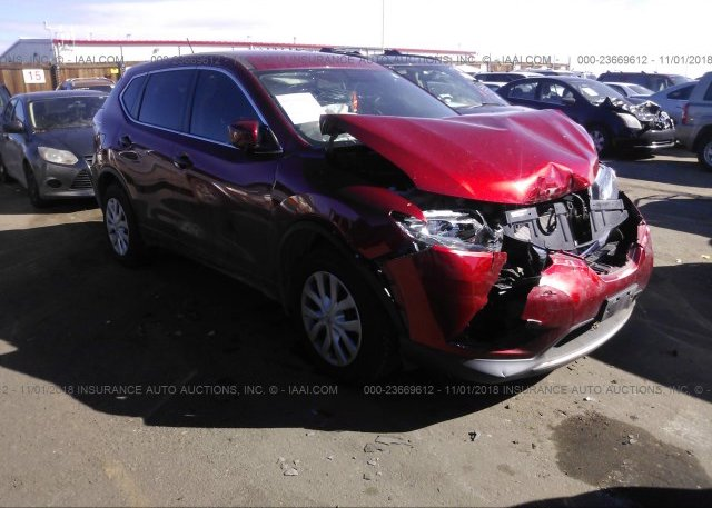 Inventory #894007168 2016 Nissan ROGUE