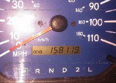 2001 Toyota SIENNA - 4T3ZF19C41U393054 inside view