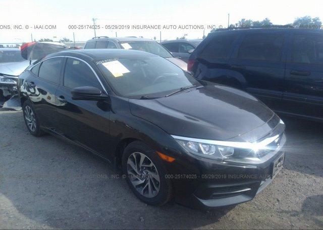 Inventory #138872806 2016 Honda CIVIC
