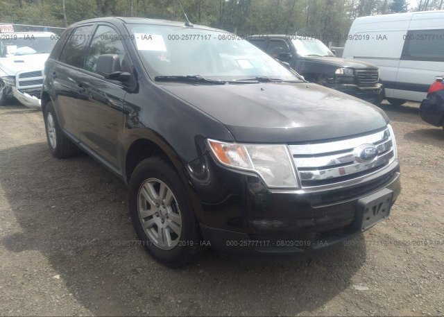 Inventory #572165635 2010 FORD EDGE