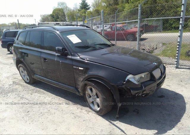 Inventory #307916325 2007 BMW X3
