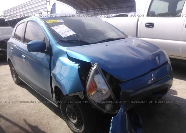 Inventory #251122383 2015 Mitsubishi MIRAGE